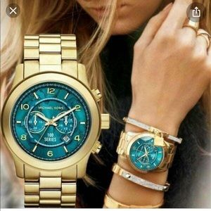 Michael Kors Hunger stop limited edition watch